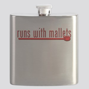 Funny Percussion Flask