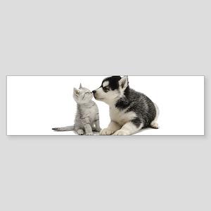 Puppies Bumper Sticker