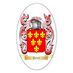 Penn Sticker (Oval 10 pk)