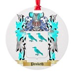 Penketh Round Ornament
