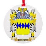 Penington Round Ornament