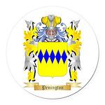 Penington Round Car Magnet