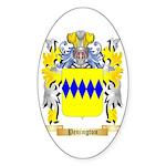 Penington Sticker (Oval 10 pk)