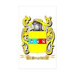 Pengelly Sticker (Rectangle 10 pk)