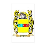 Pengelly Sticker (Rectangle 50 pk)