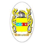 Pengelly Sticker (Oval 10 pk)