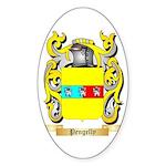 Pengelly Sticker (Oval 50 pk)