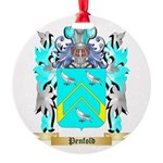 Penfold Round Ornament