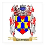 Penderghest Square Car Magnet 3