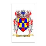 Penderghest 35x21 Wall Decal