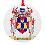 Pendergest Round Ornament