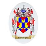 Pendergast Oval Ornament