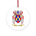 Pendergast Round Ornament