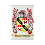 Pembroke Rectangle Magnet (10 pack)