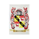 Pembroke Rectangle Magnet (100 pack)