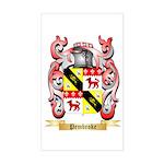 Pembroke Sticker (Rectangle)
