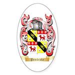 Pembroke Sticker (Oval 50 pk)