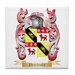 Pembroke Tile Coaster