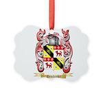 Pembroke Picture Ornament