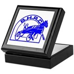 Harness Racing Keepsake Box