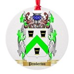 Pemberton Round Ornament