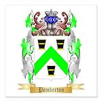 Pemberton Square Car Magnet 3
