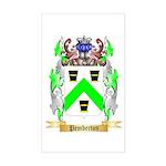 Pemberton Sticker (Rectangle)
