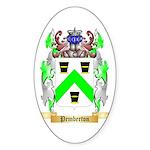 Pemberton Sticker (Oval 50 pk)