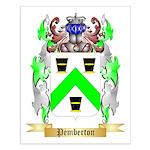 Pemberton Small Poster