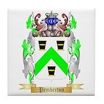Pemberton Tile Coaster