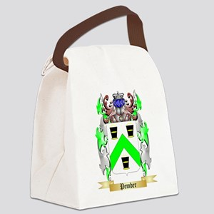 Pember Canvas Lunch Bag