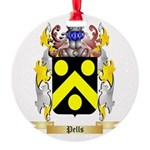 Pells Round Ornament