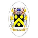 Pells Sticker (Oval 50 pk)