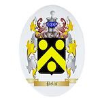 Pells Oval Ornament