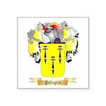 Pellegrin Square Sticker 3