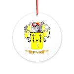 Pellegrin Round Ornament