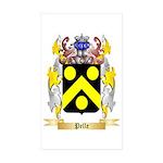 Pelle Sticker (Rectangle 50 pk)