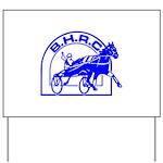 Harness Racing Yard Sign