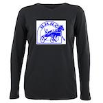 Harness Racing Long Sleeve Tshirt T-Shirt