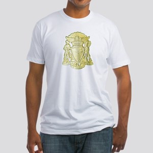 Streets of San Francisco Fitted T-Shirt