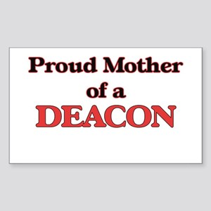Proud Mother of a Deacon Sticker
