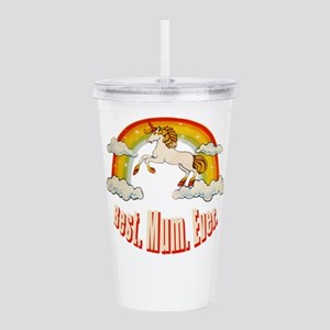Mother's Day - Best. M Acrylic Double-wall Tumbler