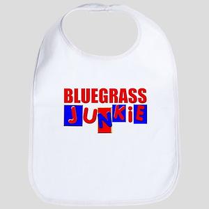 Bluegrass Junkie Bib