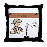 CCJ Podcast Throw Pillow