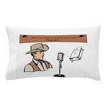 CCJ Podcast Pillow Case