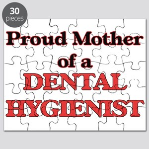 Proud Mother of a Dental Hygienist Puzzle