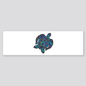 ORNATE MAGIC Bumper Sticker