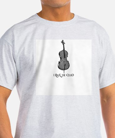 Cello Ash Grey T-Shirt