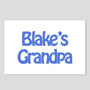 Blake's Grandpa Postcards (Package of 8)