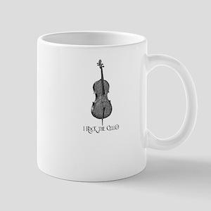 I Rock the Cello Mugs